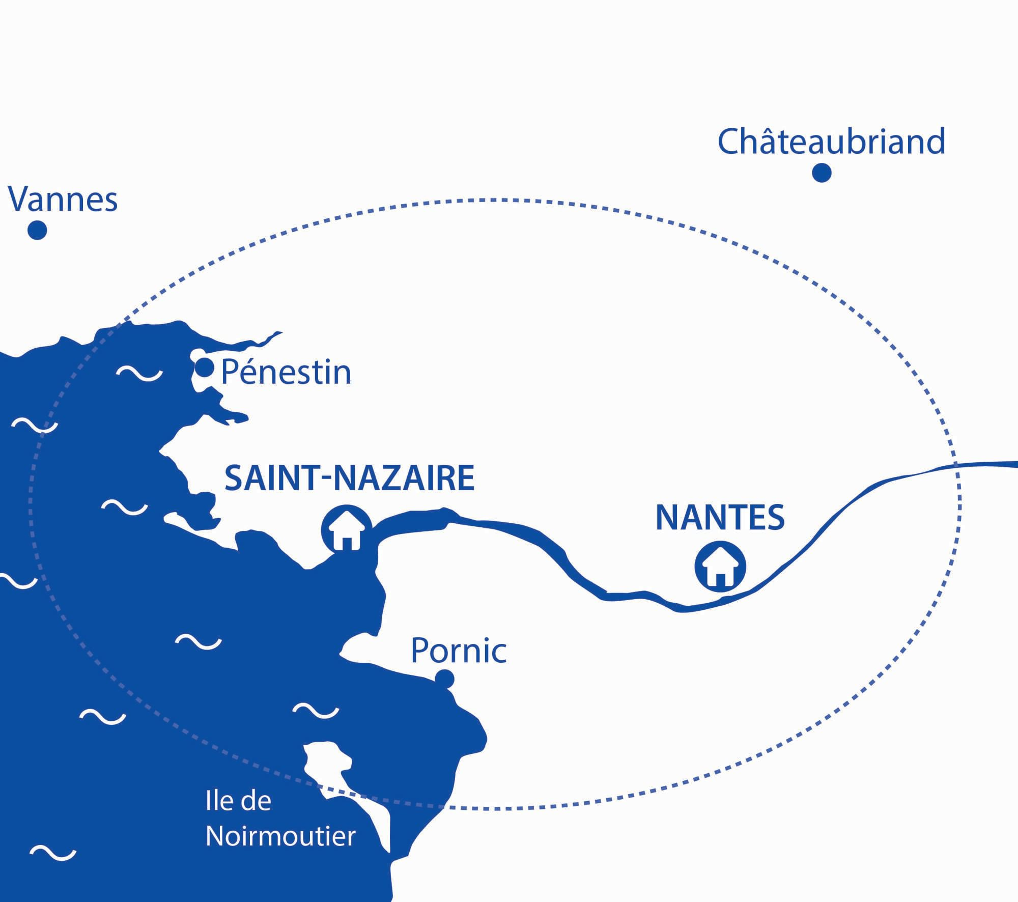 ADRÉ Energies, Plombier Saint-Nazaire, Pornichet, Guérande, La Baule